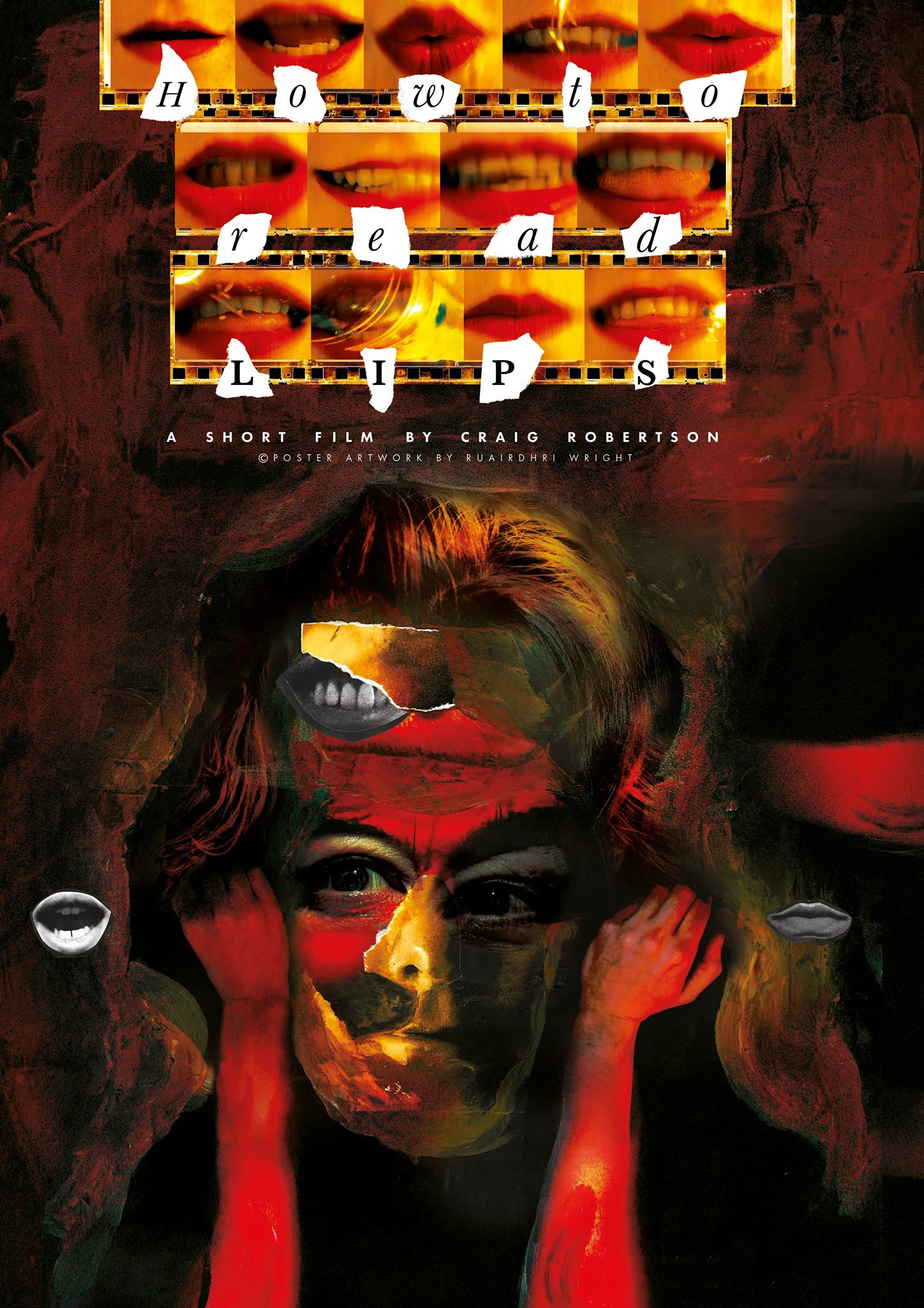 How to Read Lips Poster