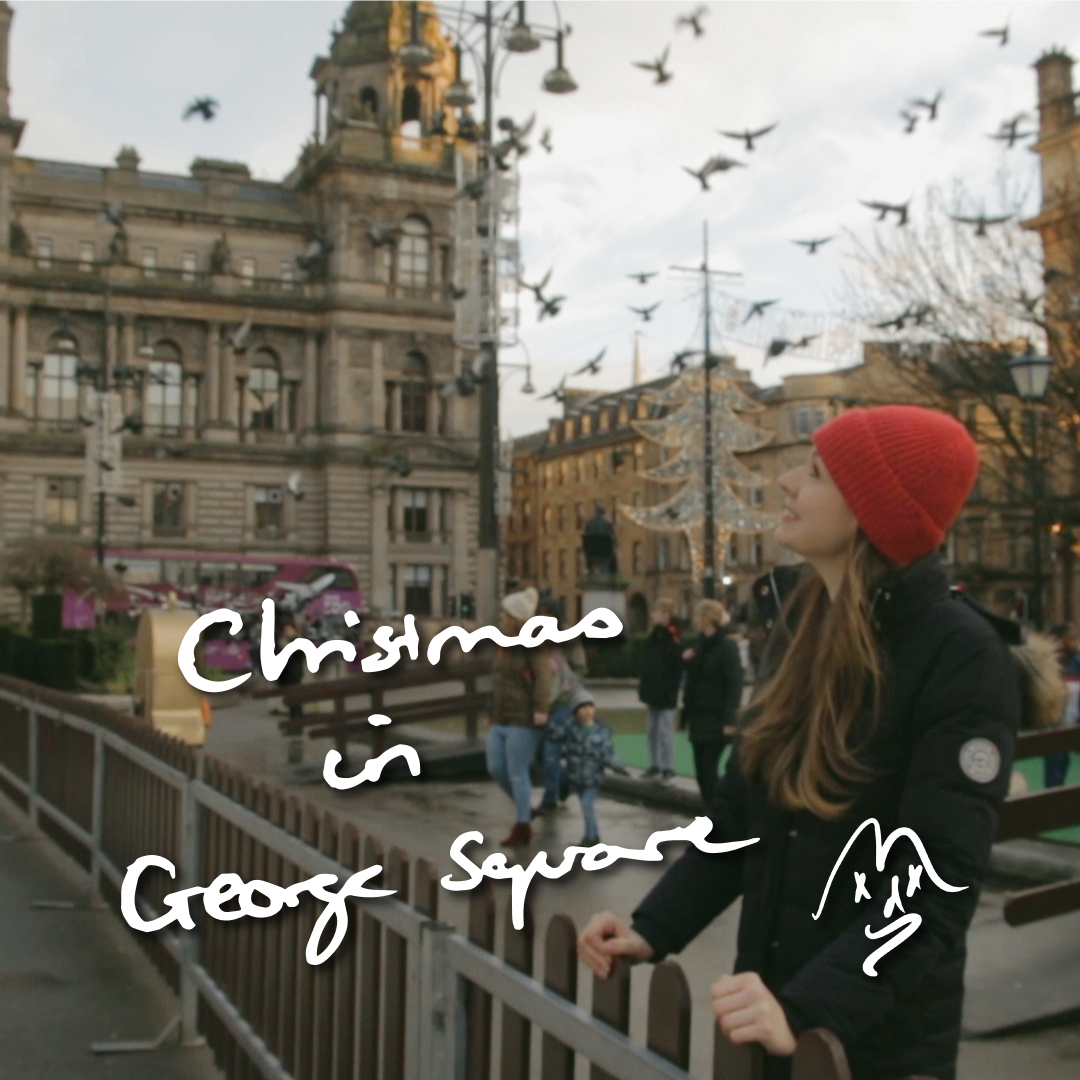 Christmas in George Square Cover